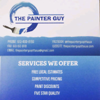 The Painter Guy, Painting Services