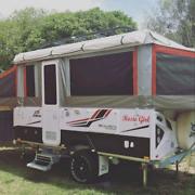 2018 jayco swan outback Amaroo Gungahlin Area Preview