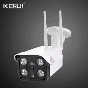 BRAND NEW WIFI SECURITY CAM - 1080 HD NIGHT VISION WIDE ANGLE
