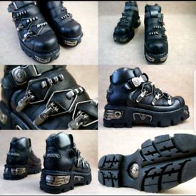 Rock Man Shoes