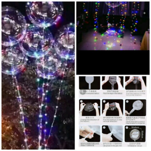 Led party balloons