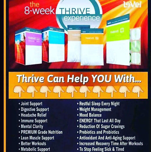 Thrive Sample Delivery