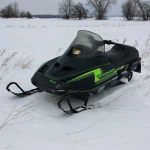 1989 Arctic Cat Wildcat 650+