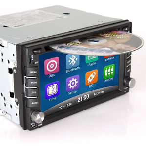 2 din dvd gps Bluetooth analog tv,