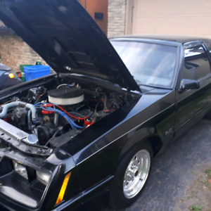 1984 fox body mustang forged engine for sale