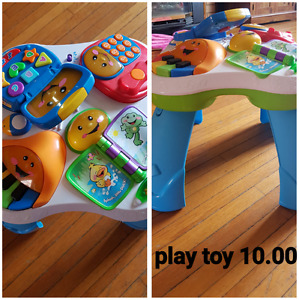 Musical playtoy