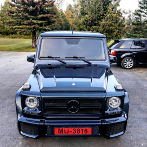 2003 Mercedes Benz G500 upgraded to G63