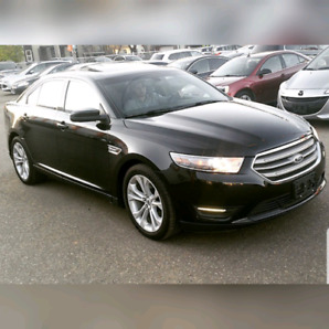 2013 Ford Taurus SEL Fully Loaded