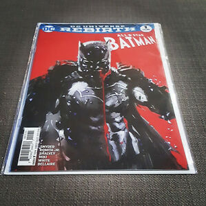 ALL STAR BATMAN issue no. 1