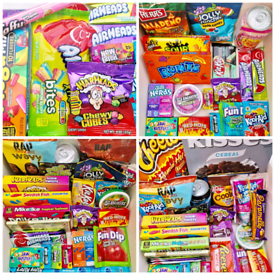 American Candy for Christmas