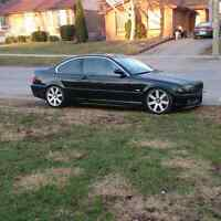 2001 bmw 330ci rebuilt title as is 2700 obo