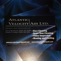 Air Duct Cleaning & Heat Pump Installation