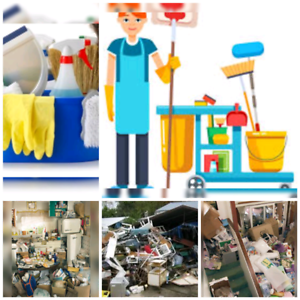 General clean, carpet, upholstery , extreme and hoarding