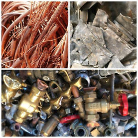 PRICE LISTED!! Scrap metal collection 24/7
