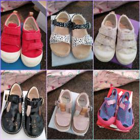 Toddler size 5 shoe bundle
