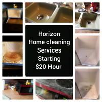 Horizon home cleaning services