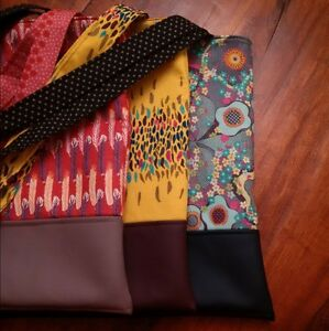 handmade purses, totes, pouches