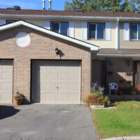 Now Available! Excellent rental - 3 Bedroom Townhouse in Orleans