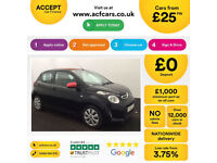 CITROEN C1 RHYTHM,EDITION,VT,FEEL,FLAIR,VTI,VTR 1.0 2015 FROM £25 PER WEEK!