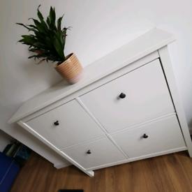Ikea Shoe cupboard/hall storage