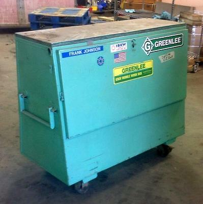 Greenlee 696v Mobile Work Box