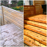 End of Season Powerwashing Deals to Bring Your Deck Back to Life