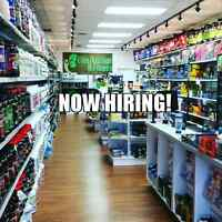 PART TIME POSITION AVAILABLE