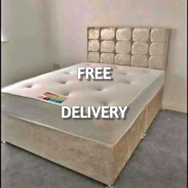 🛏 FREE DELIVERY! Brand New Deluxe Beds Direct from the Manufacturer w