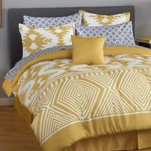 Phoenix Comforter Set - Twin, New