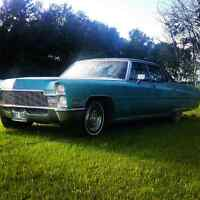 1968 Cadillac Fleetwood Brougham Sale or Trade