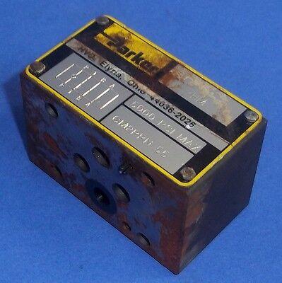 Parker 5000psi Hydraulic Valve Cm2ppn 55