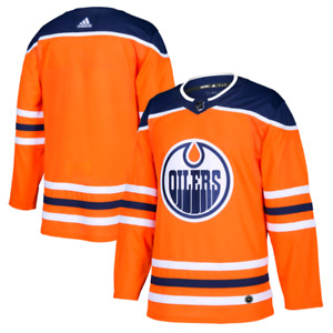 Authentic never worn oilers game jersey.