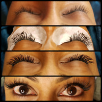 Classic and Ellipse Lashes - Certified Eyelash Technician