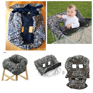 Infantino shopping cart and high chair cover