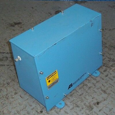Accu-sort Systems Bar Code Scanner Head Box 55b Pzf