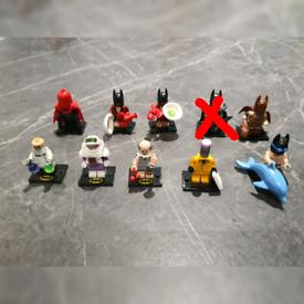 Lego Batman Minifigures £2 Each