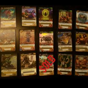 World of Warcraft TCG Loot