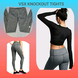NEW BUTT  LIFTING VSX KNOCKOUT TIGHTS  LEGGINGS IN 4 COLOURS