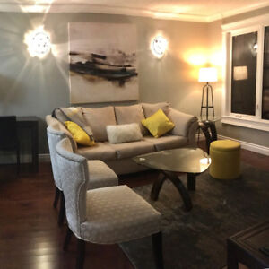 Stunning Furnished 3 bedroom Home 5 Mins to Henday SE