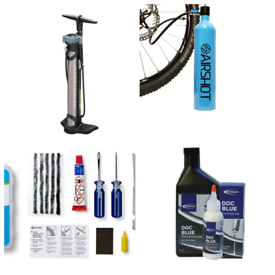 Topeak Joe Blow Booster Tubeless Floor Pump, airshot tubless inflator,