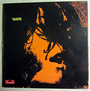 Taste (UK pressing) Vinyl LP