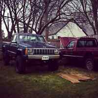 Own a piece of AMC Jeep Comanche history!