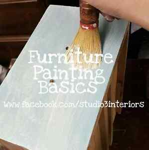 Furniture Painting 101  West Island Greater Montréal image 1