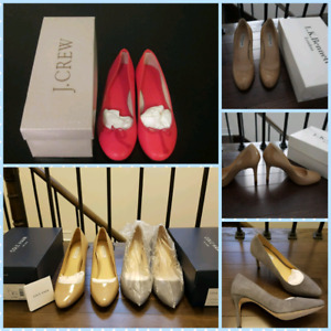 CLASSIC SHOES & PUMPS BRAND NEW/UNWORN