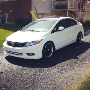 Civic si 2012 top clean!!