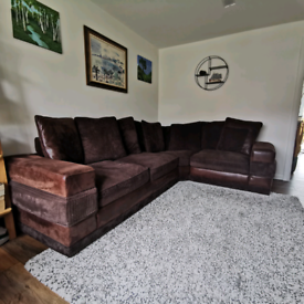 Furniture Village Corner sofa very good condition