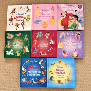 Disney Hard Cover Storybook Collection