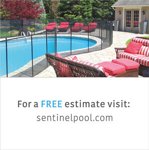 Removable fence/enclosure for pool, yard or deck Kawartha Lakes Peterborough Area image 2