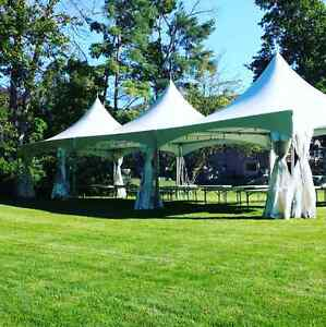 Diamond Tents and Event Rentals - Chairs, Tables and Dish rental Peterborough Peterborough Area image 4