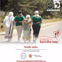Victoria Grandmothers for Africa National Stride Walk